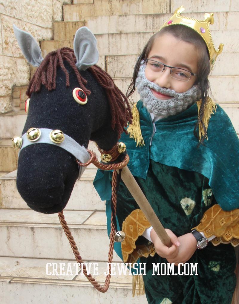 Sock Hobby Horse DIY