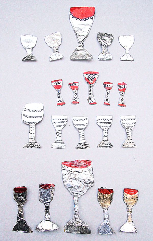 Passover Craft For Kids  Make Tiny Wine Cups And Eliyahu U0026 39 S