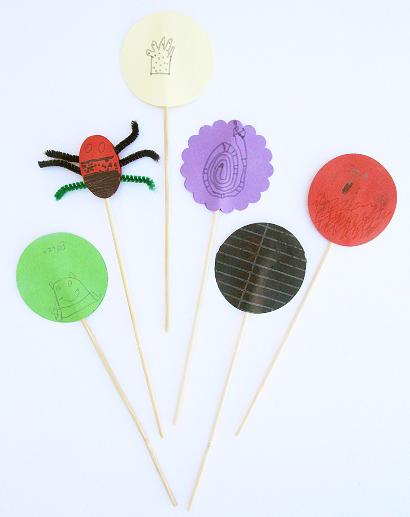 Ten Plagues Passover Kid's Craft For The Seder