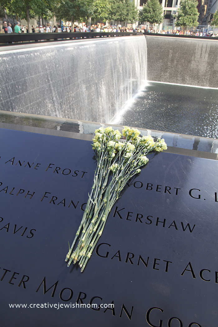 9 11 memorial in manhattan names