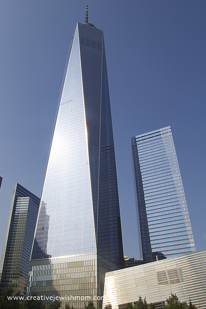 World Trade Center New Building,Manhattan