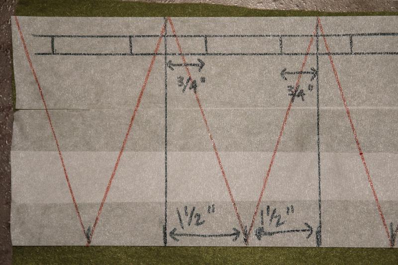 No Sew Fleece Banner Step #3