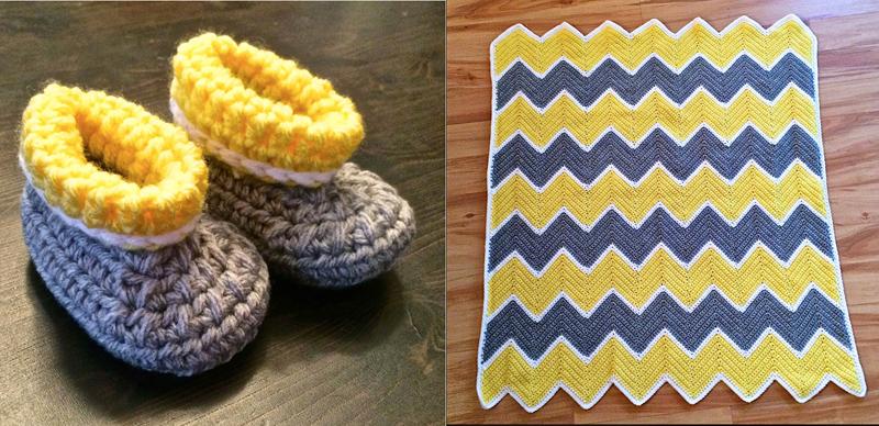 Zig Zag Baby Blanket Crochet Pattern Best Blanket 2018