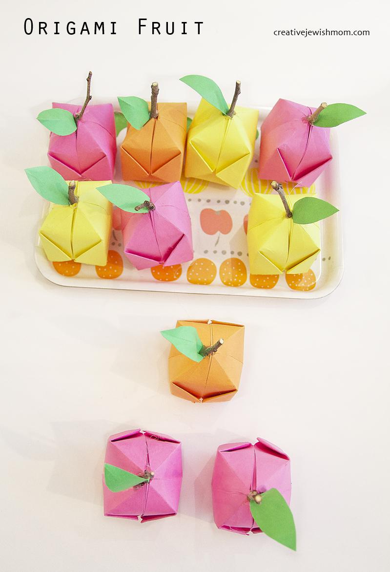 Creative Jewish Mom Origami