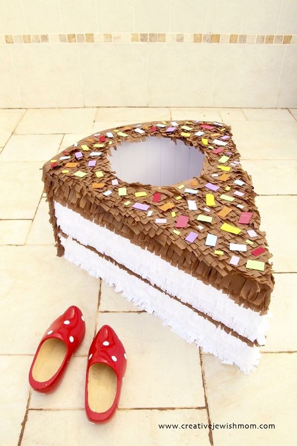 Piece Of Cake Pinata Costume Creative Jewish Mom