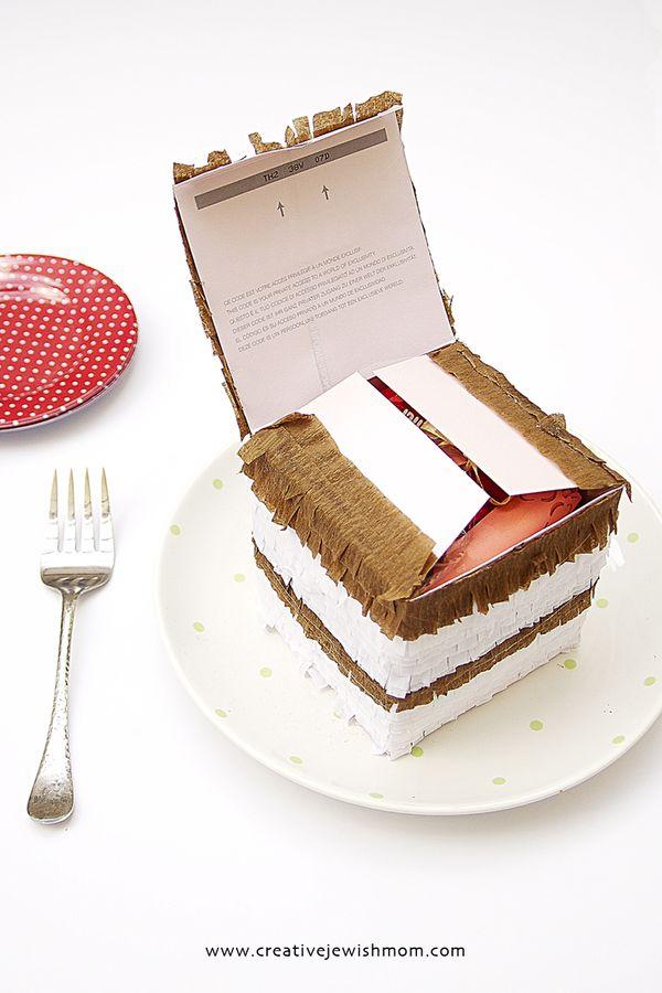 Pinata Cake Food Network