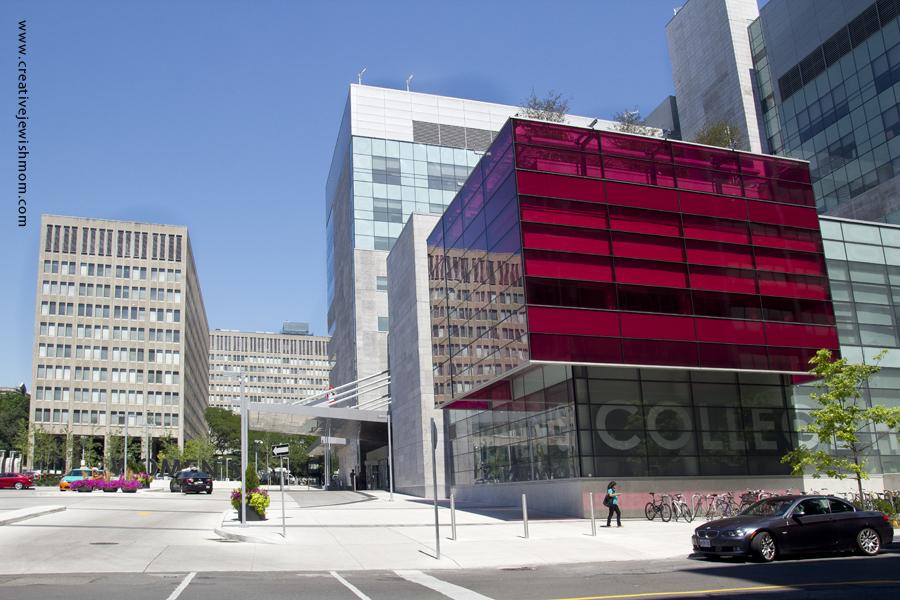 Modern Architecture Toronto modern architecture in toronto - creative jewish mom