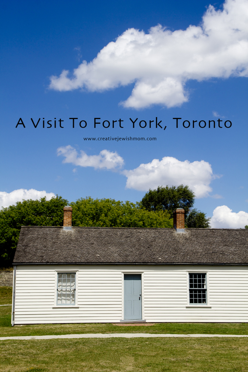 Fort York Toronto Building