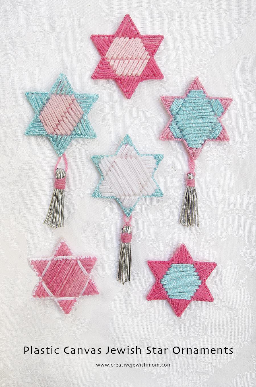 creative jewish mom: Crafts: Embroidery