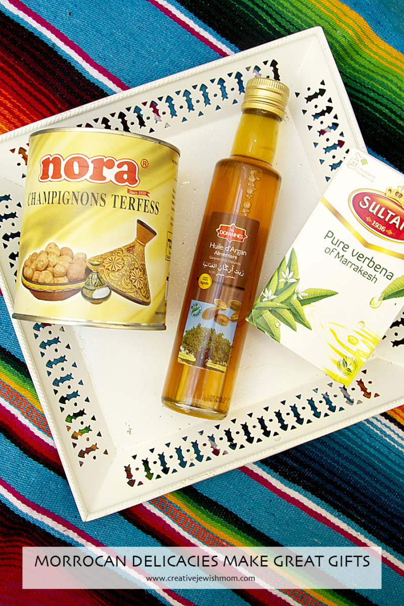 Moroccan Delicacies Make Great Hostess Gifts