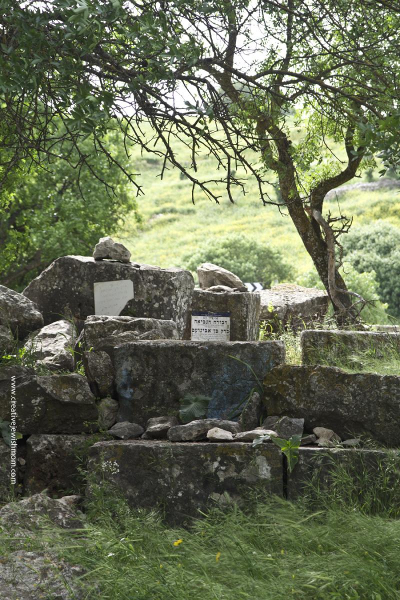 Deborah Prophetess Israel Gravesite