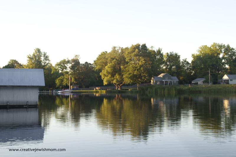 Lake George Reflections Ticonderoga