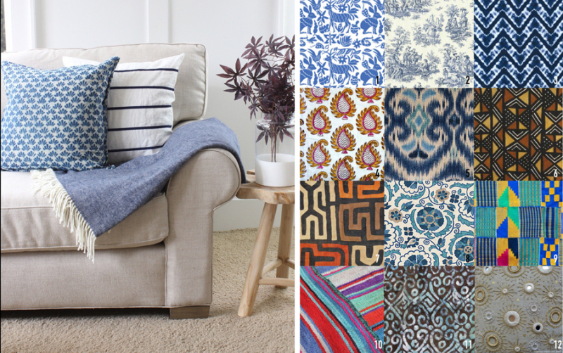 Know your ethnic fabric quiz great looking pillows