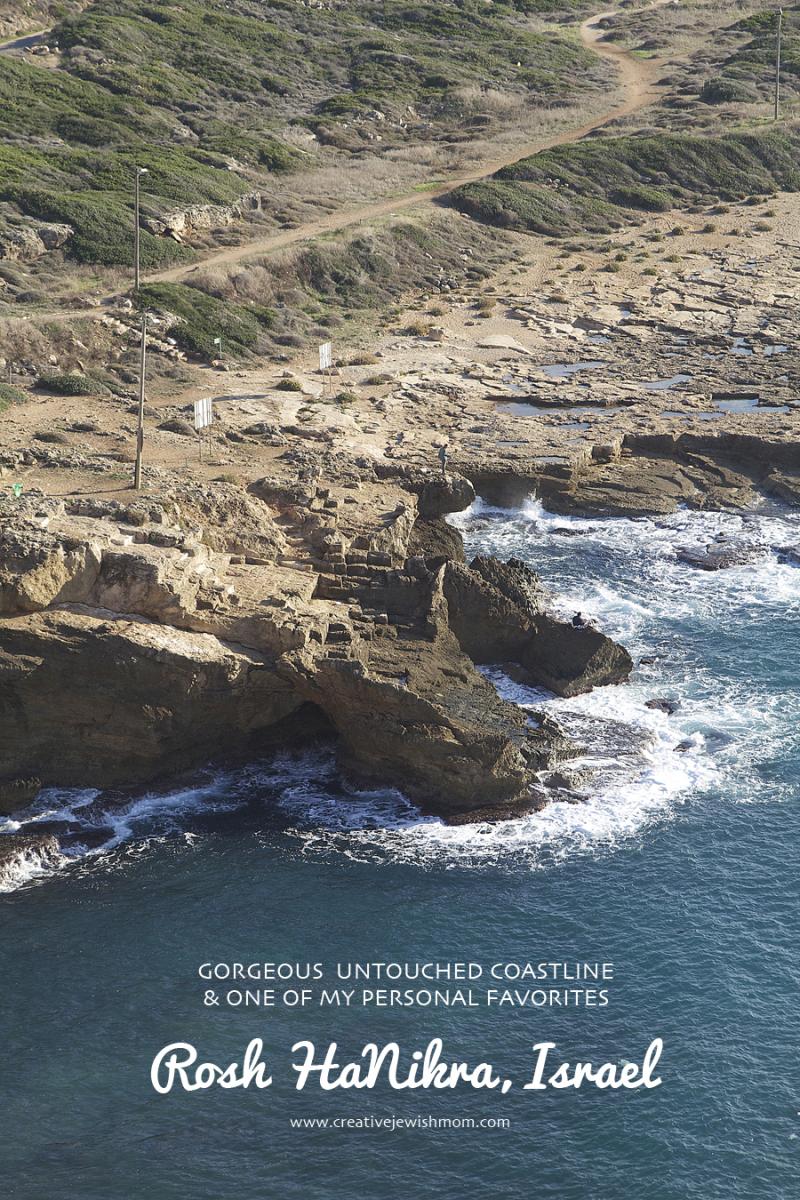 Rosh HaNikra Rock Cave