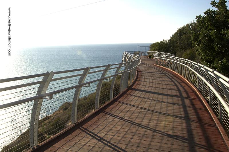 Rosh HaNikra  Boardwalk to Tram