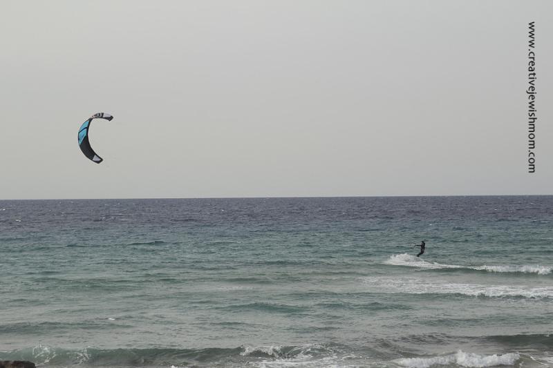 Nahariya Surf sailing