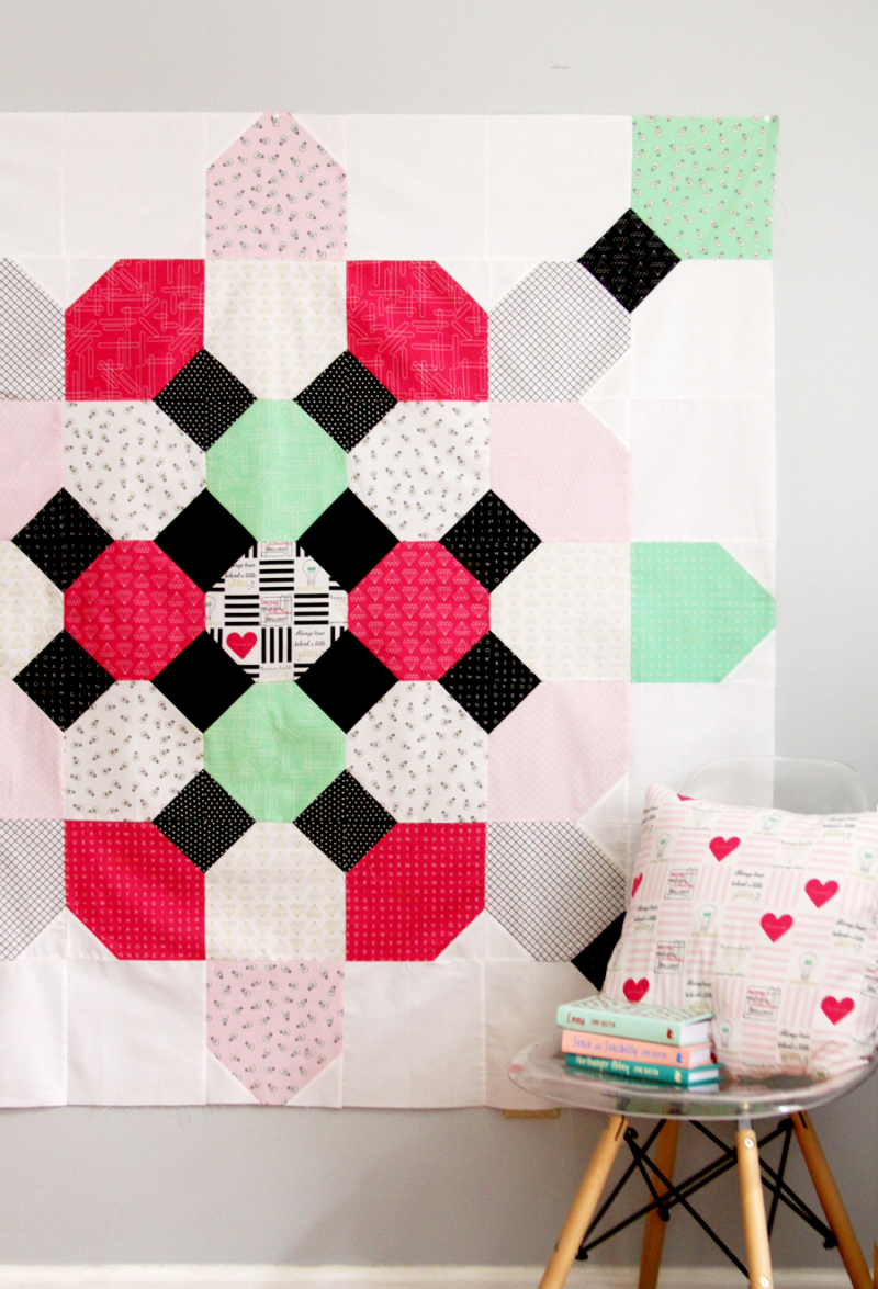 Colorful-Shine-Bright-Quilt