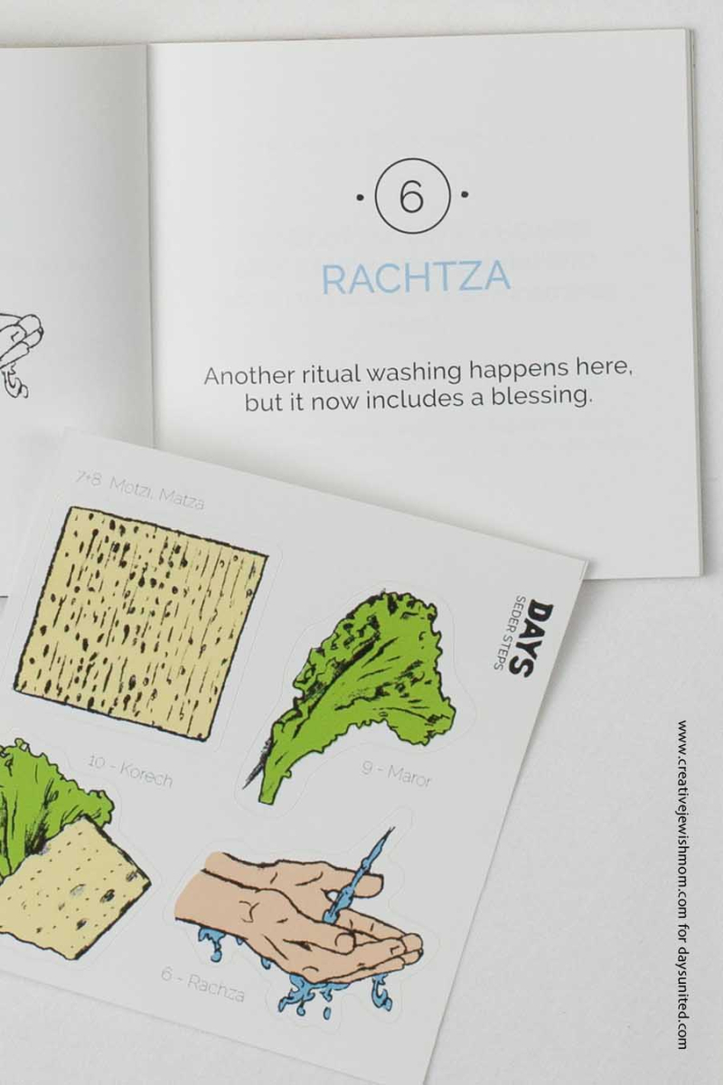 Passover Haggadah simple for kids