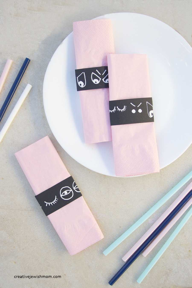 Simple Passover Craft For Seder