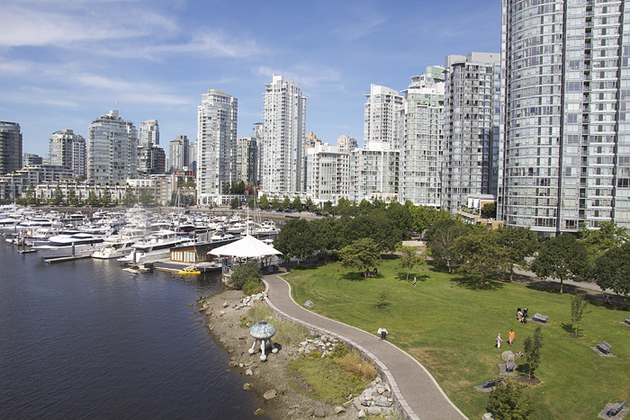 Vancouver False Creek Developments