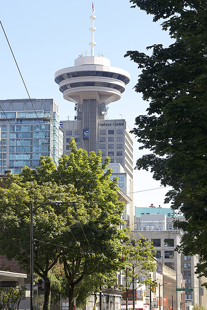 Vancouver Top Of Vancouver Tower