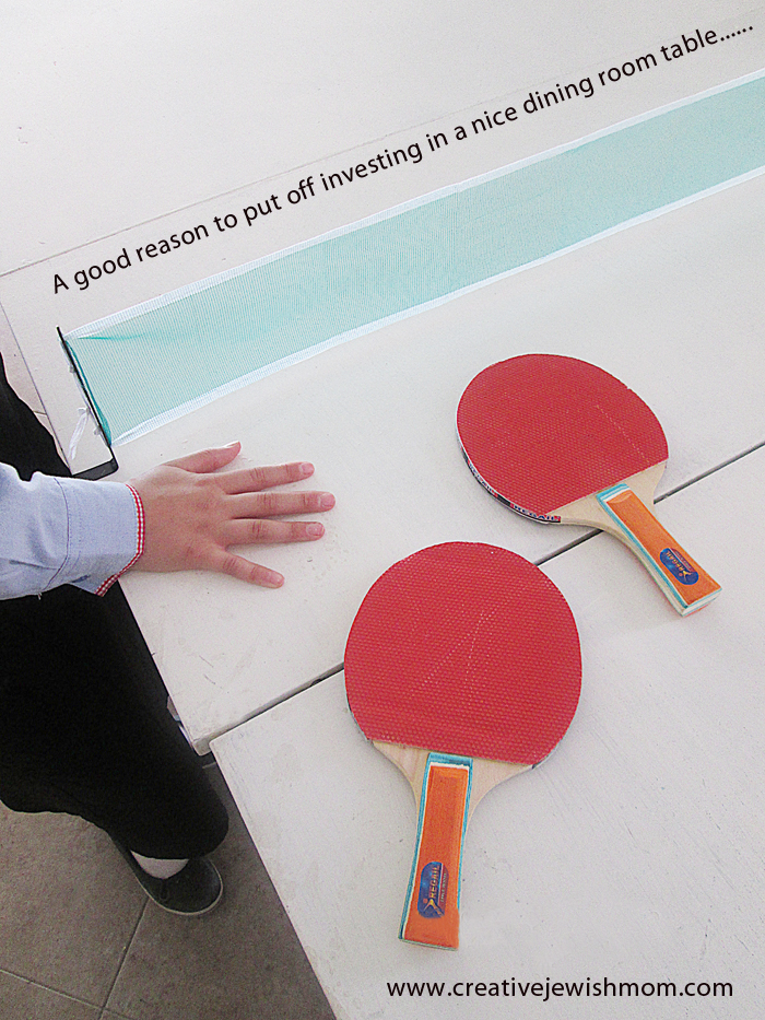Dining Room Table Ping Pong