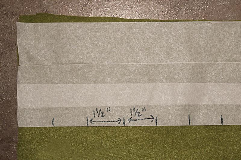 No Sew Fleece Banner Step #1