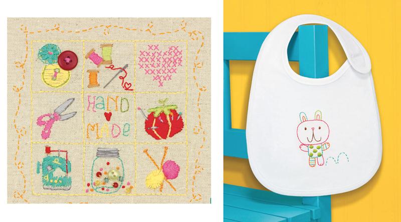 Blitsy Embroidery Kits