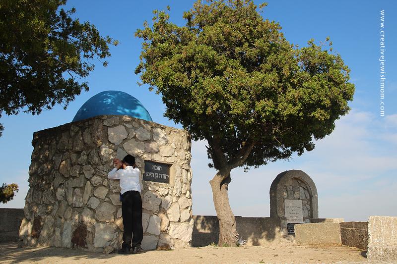 Israel Vacation Dalton Tanna Gravesite