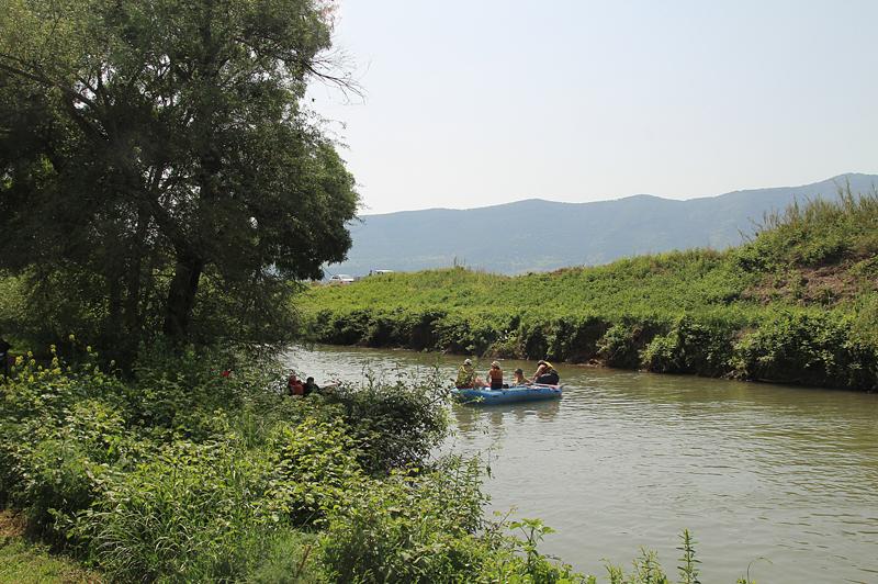 Jordan River Bank Grassy Park