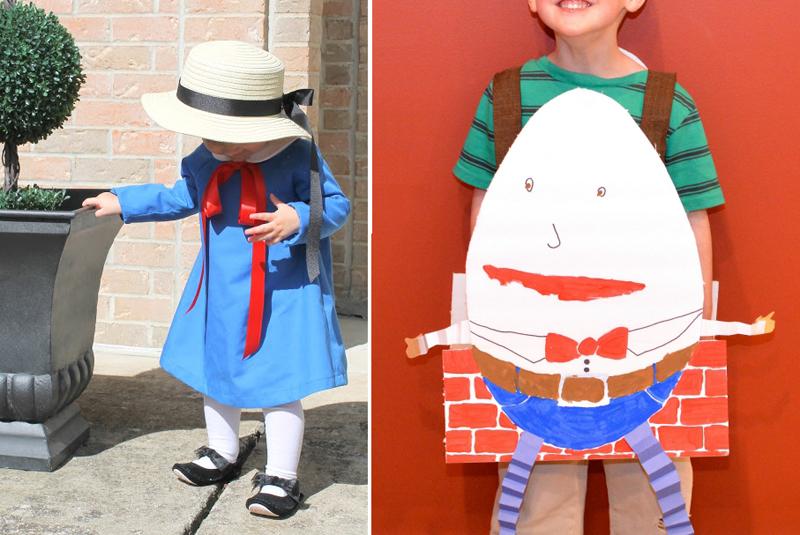 Madeline costume,humpty dumpty costume