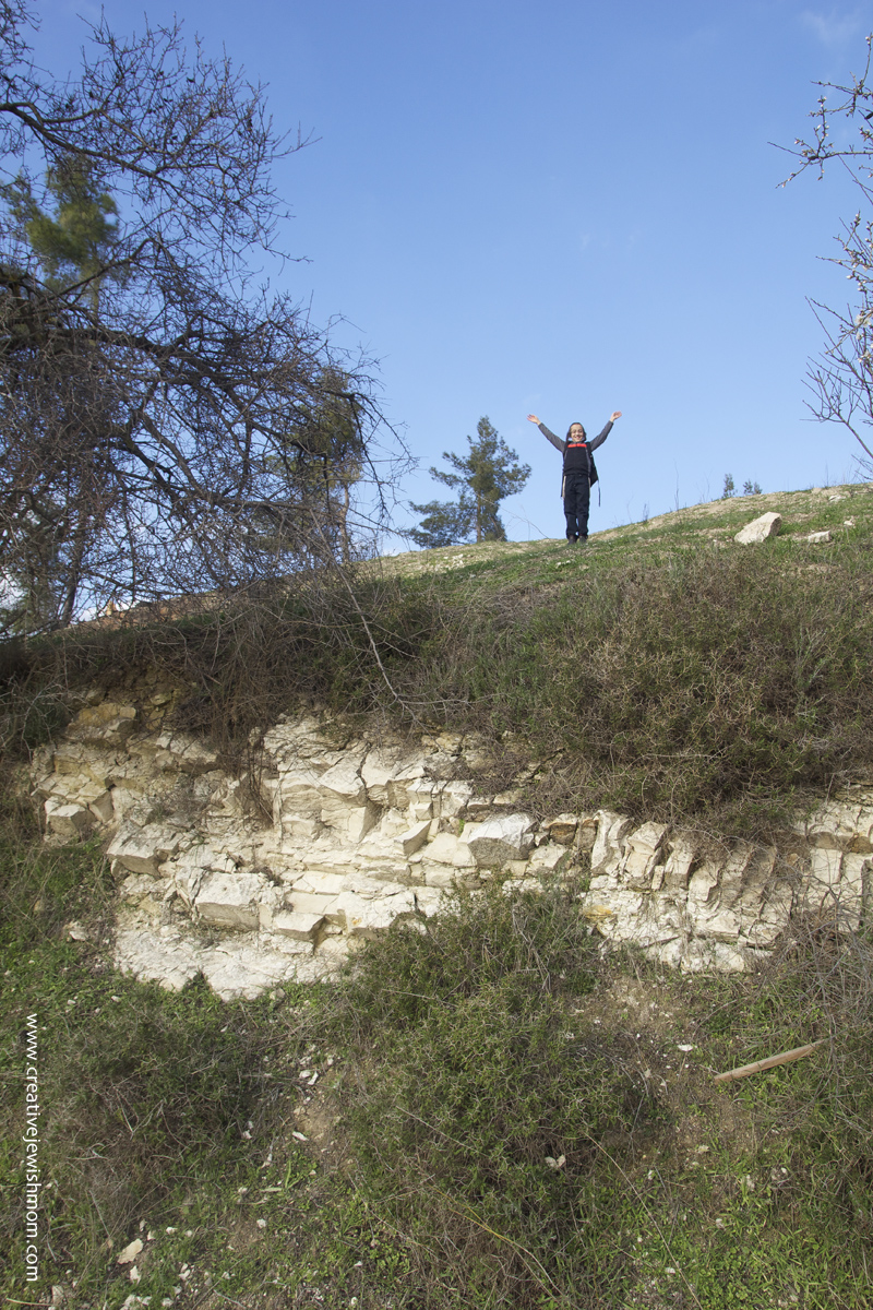 Safed Hike Boy On A Hill