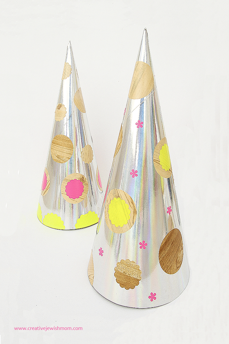 Giant Birthday Party Hats