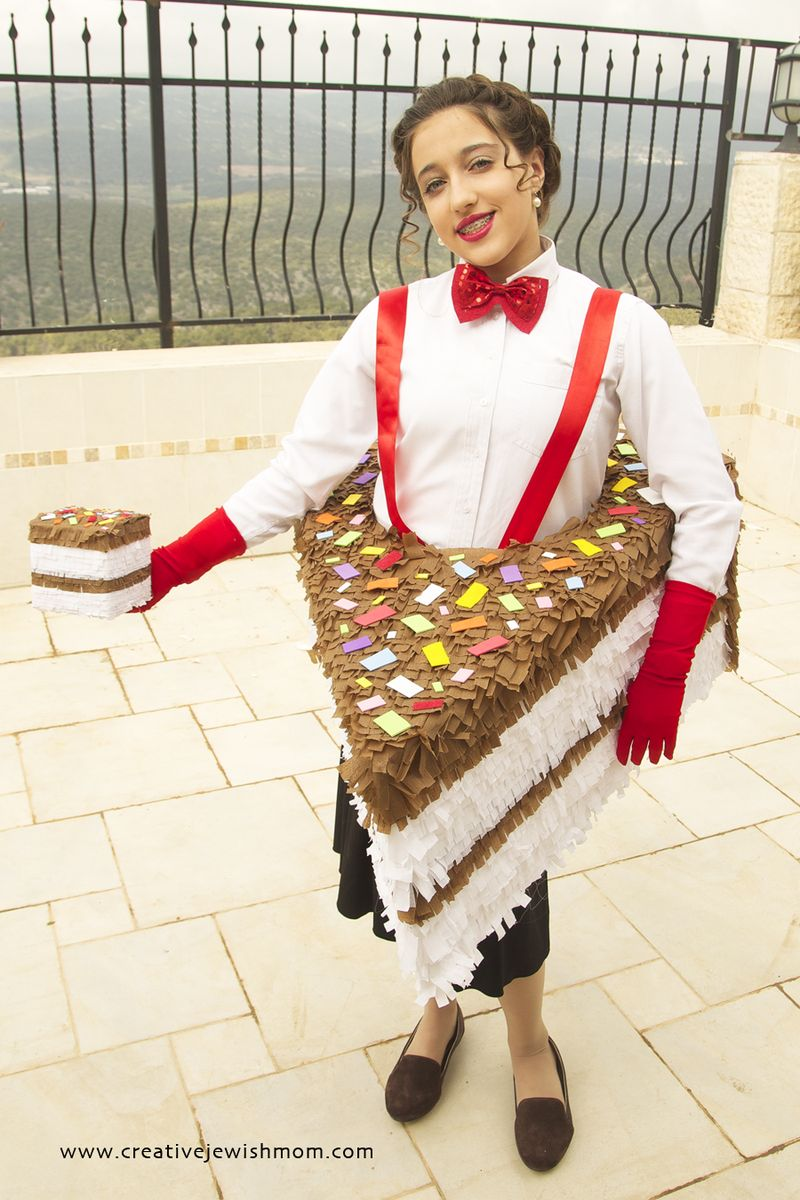 Piece Of Cake Costume