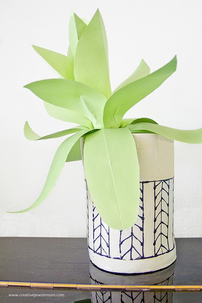 Paper Plant DIY