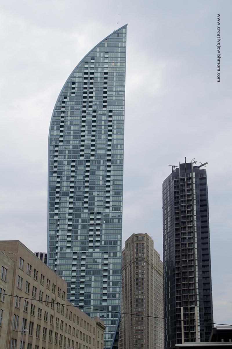 Toronto Modern Libeskind L Building