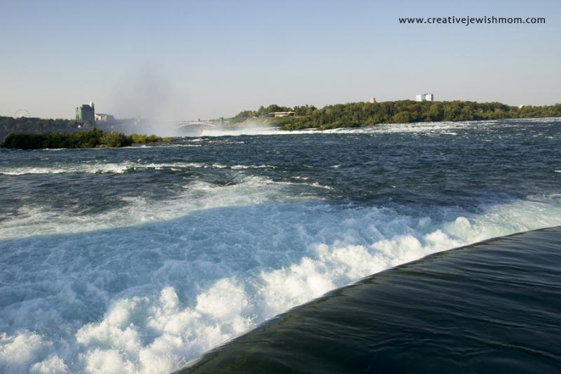 Niagara Top Of Horseshoe Falls