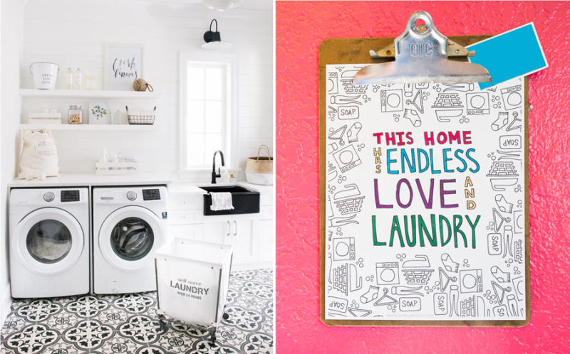 Black and white laundry room laundry room coloring page