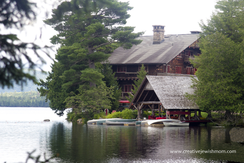Adirondacks Sagamore great house