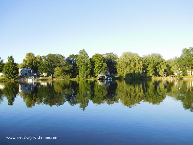 Lake George Ticonderoga Reflections
