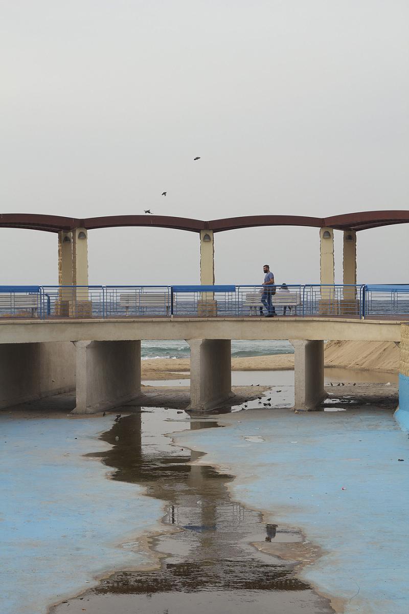 Nayariya Boardwalk In The Winter