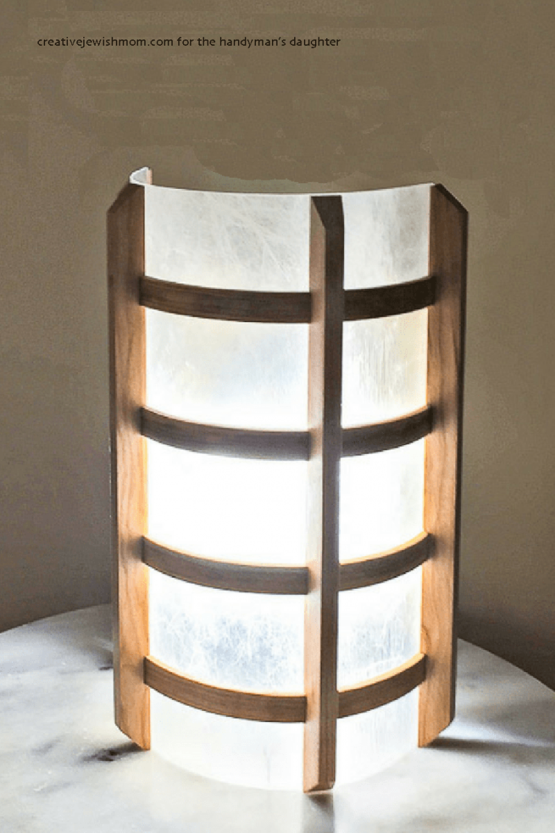 DIY-Wall-Sconce-japanese-style