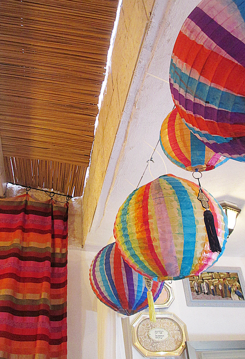 Succah Decorations Paper Lanterns 2014