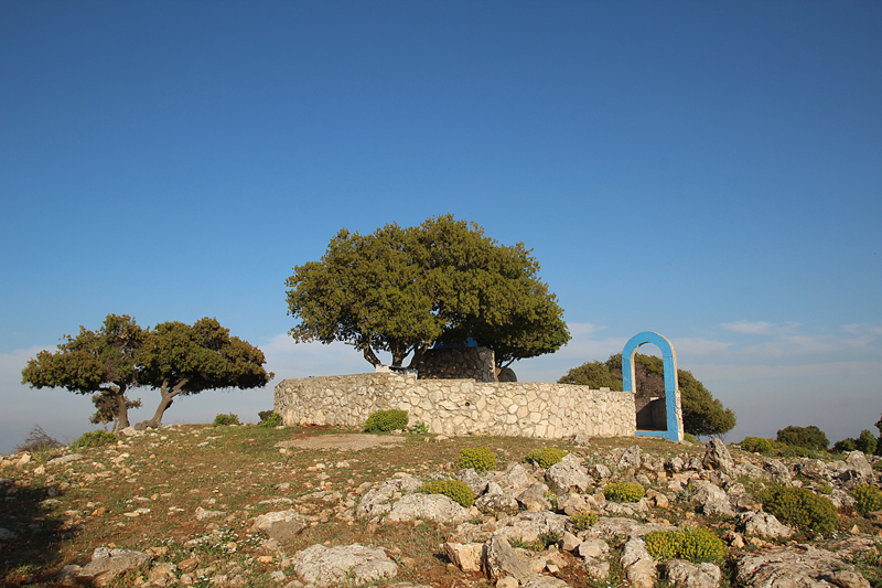 Israel Vacation Dalton Rabbi Yehuda ben Taima burial place