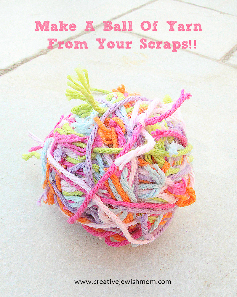 Yarn From Scraps