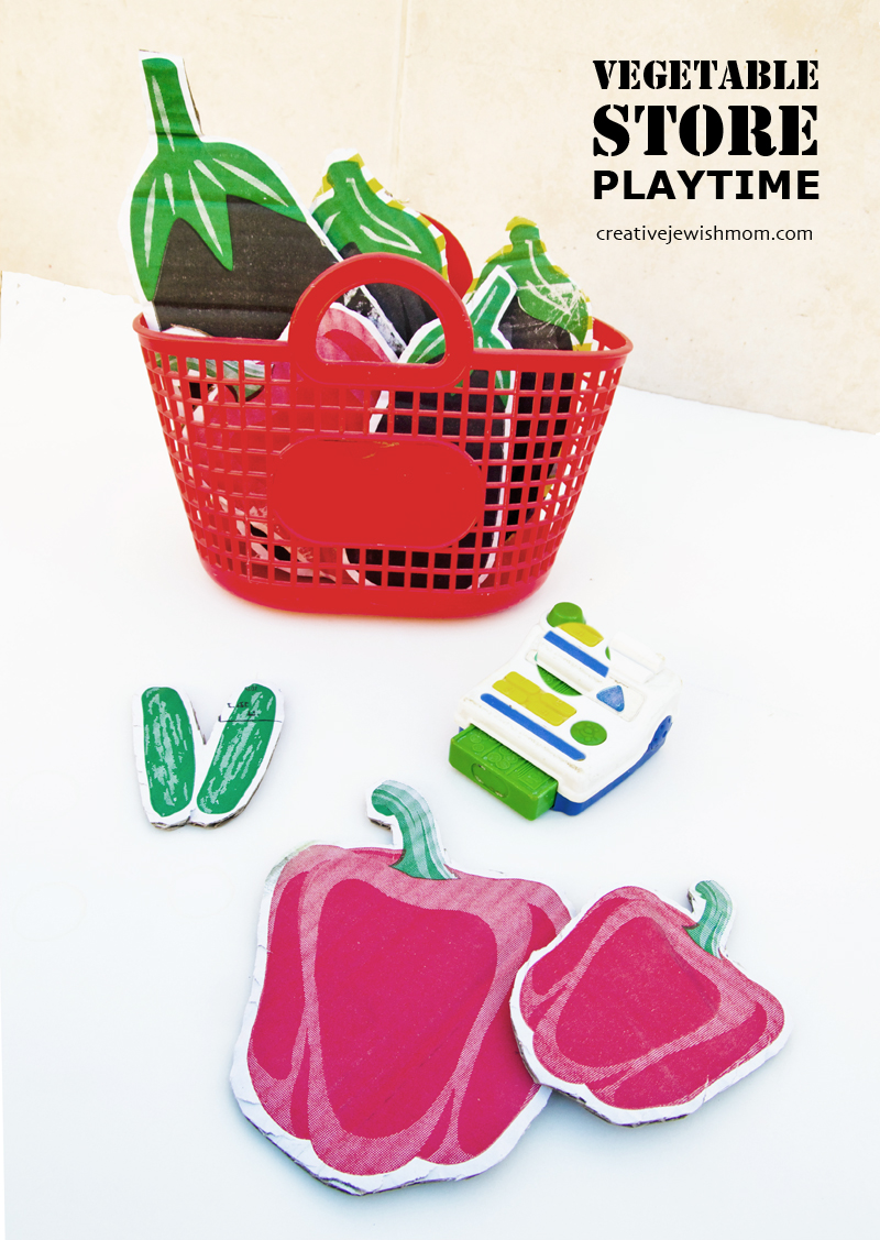 Vegetable Cut Outs From Boxes for kid's play_1