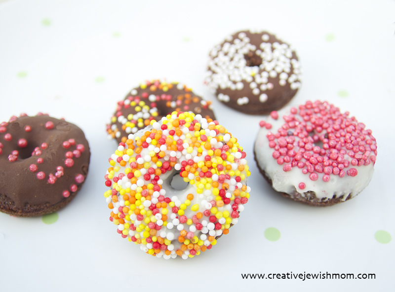 Mini Doughnut Machine Doughnuts