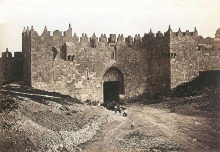 Israel Old Yerushalayim Wall