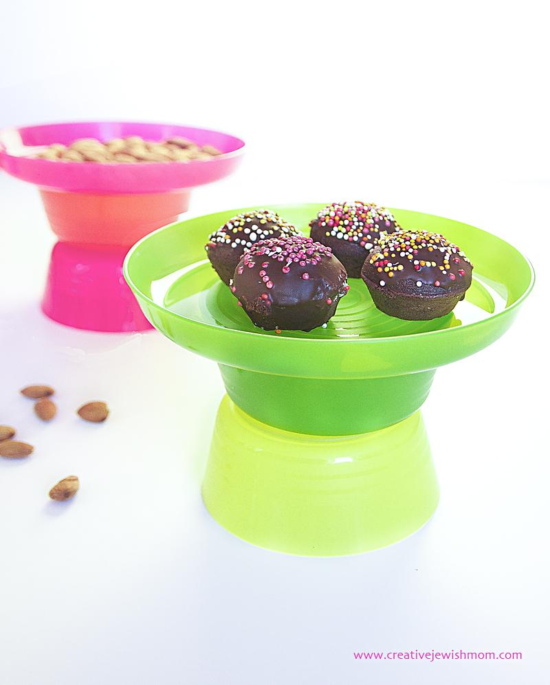 DIY Cupcake and Dessert Stands