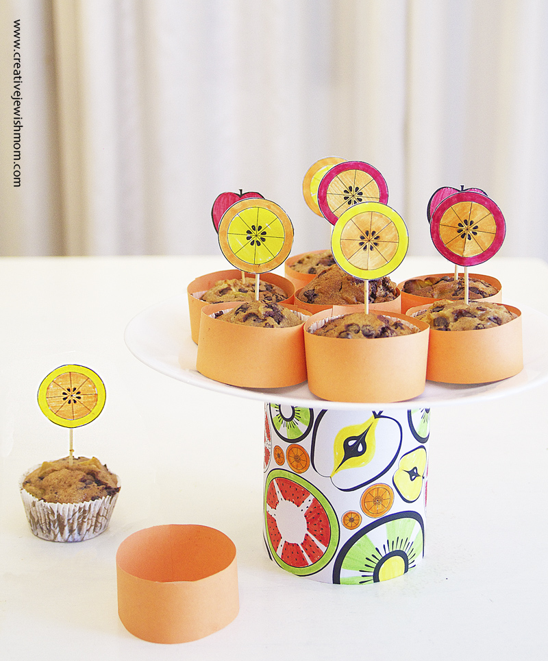 Cupcake Pedestal From Recycled Can2
